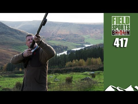 Fieldsports Britain - Crow's Challenging Game Day