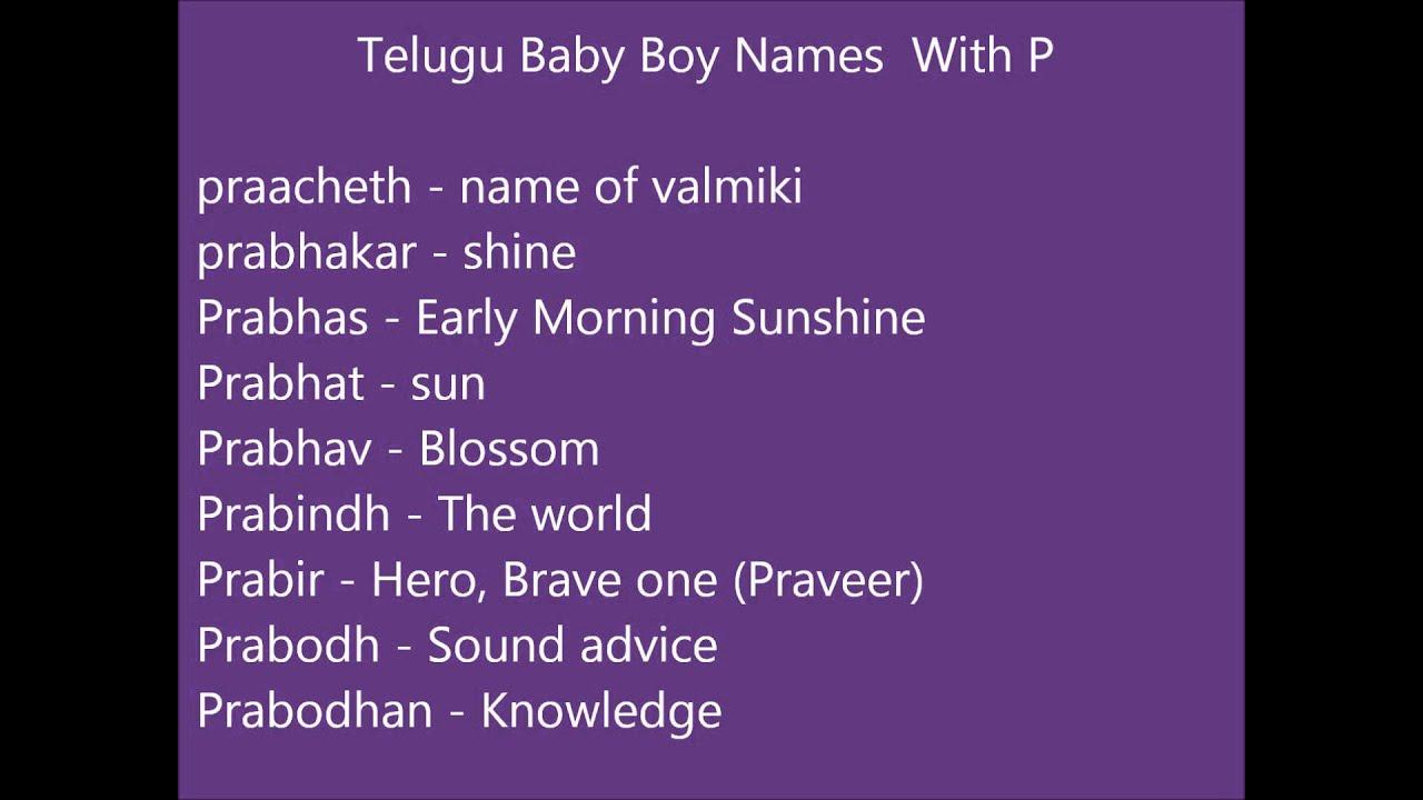 P Letter Names Ganda Fullring Co