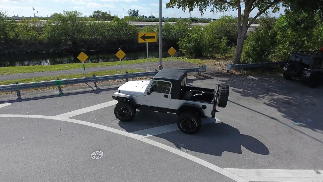 Xtop Jeep Wrangler Lj Tj Half Cab Hardtop Truck Conversion By