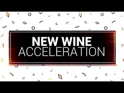 New Wine - Acceleration Lyrics Video