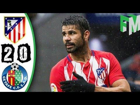 Download Atletico Madrid vs Getafe CF 2-0 All Goals & Full Match Highlights