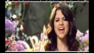 Selena Gomez- Fly to your heart music video with lyrics [HQ]