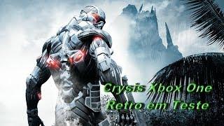 Crysis Xbox One Retrocompatibilidade