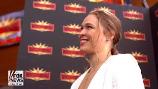 Ronda Rousey, Stephanie McMahon sound off on WrestleMania
