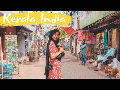 KERALA VLOG | EXPLORING SOUTH INDIA - Part 1
