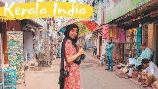 KERALA VLOG | EXPLORING SOUTH INDIA - Part 1