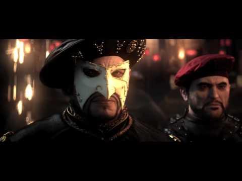 Assassin's Creed 2 - E3 Trailer (Russian Subtitles)