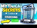 *SECRET* ICE KINGDOM CODES, NEW FROZEN EGG, AND LAVA LAND! (Roblox Unboxing Simulator)
