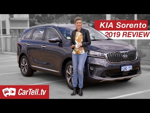 2019 Kia Sorento Sport Review | CarTell.tv