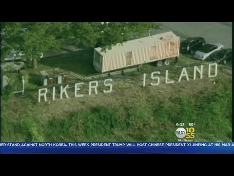 Commission Releases Rikers Island Closing Plan