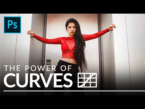 The Amazing Power of Curves in Photoshop