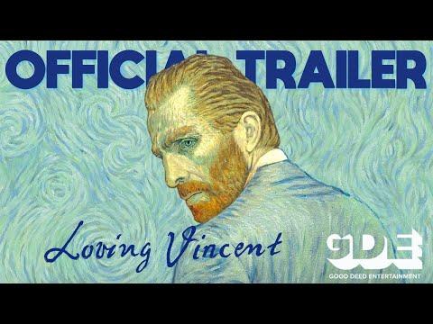 Loving Vincent trailers