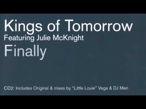 Kings of Tomorrow - Finally [Original Radio Edit]