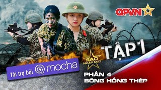 Sao nhập ngũ (SS4): BHT | Tập 1: Nhập ngũ - Hương Giang Idol, Mai Ngô | Những Bông Hồng Thép