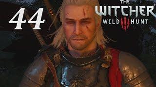 The Witcher 3 Wild Hunt Прохождение Серия 44 (Лешачиха)