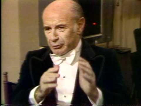Erich Leinsdorf on Musical Interpretation