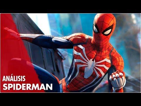 SPIDERMAN - Análisis / Review - PS4 - NO SPOILERS - jotadelgado.com