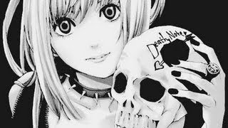 Speed Drawing - Misa Amane - Death Note - JeefDraw