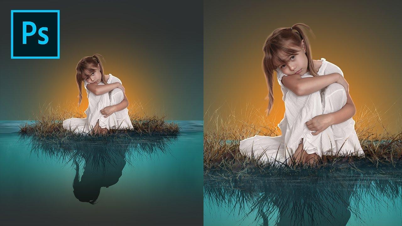 Фотоэффект отражение в воде