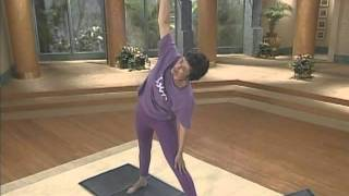Lilias Yoga - Cardio Challenge (13)