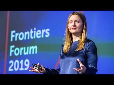 Kamila Markram - Science Unlimited - Frontiers Forum 2019