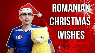 5 CHRISTMAS EXPRESSIONS | Learn Romanian Vlog #15