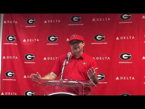 10/28:  KIRBY SMART Post Game vs. Florida Part 2