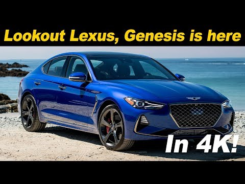 2019 Genesis G70 Review  The Car Lexus Should Have Built