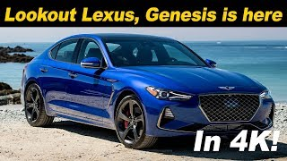 2019 Genesis G70 - The Car Lexus Should Have Built