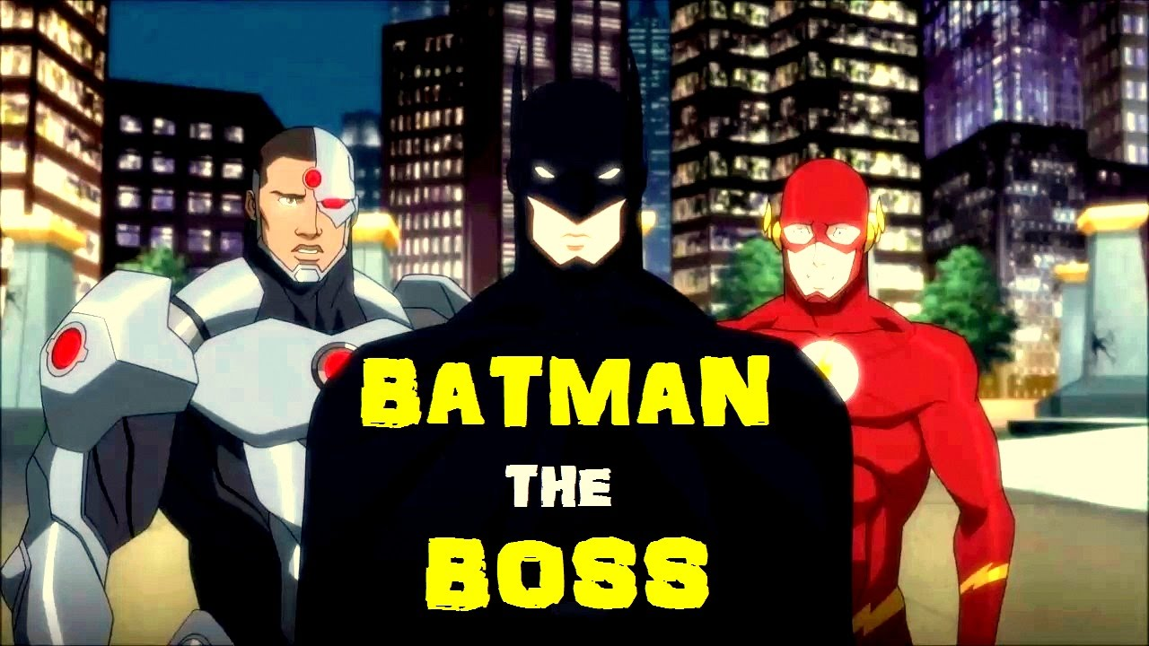 Download Batman is the Boss of Justice League || Justice League Vs Teen Titans 2016 Movie ||