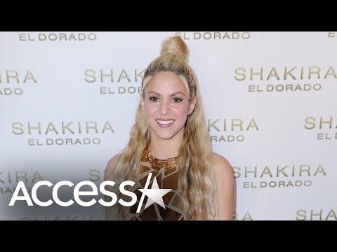 Shakira's Son Sasha Looks So Grown Up In Rare Pic