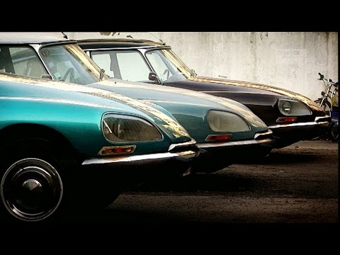 Citroen DS: Archivbeitrag aus dem Jahr 2009 - Throwback Thursday | auto motor und sport