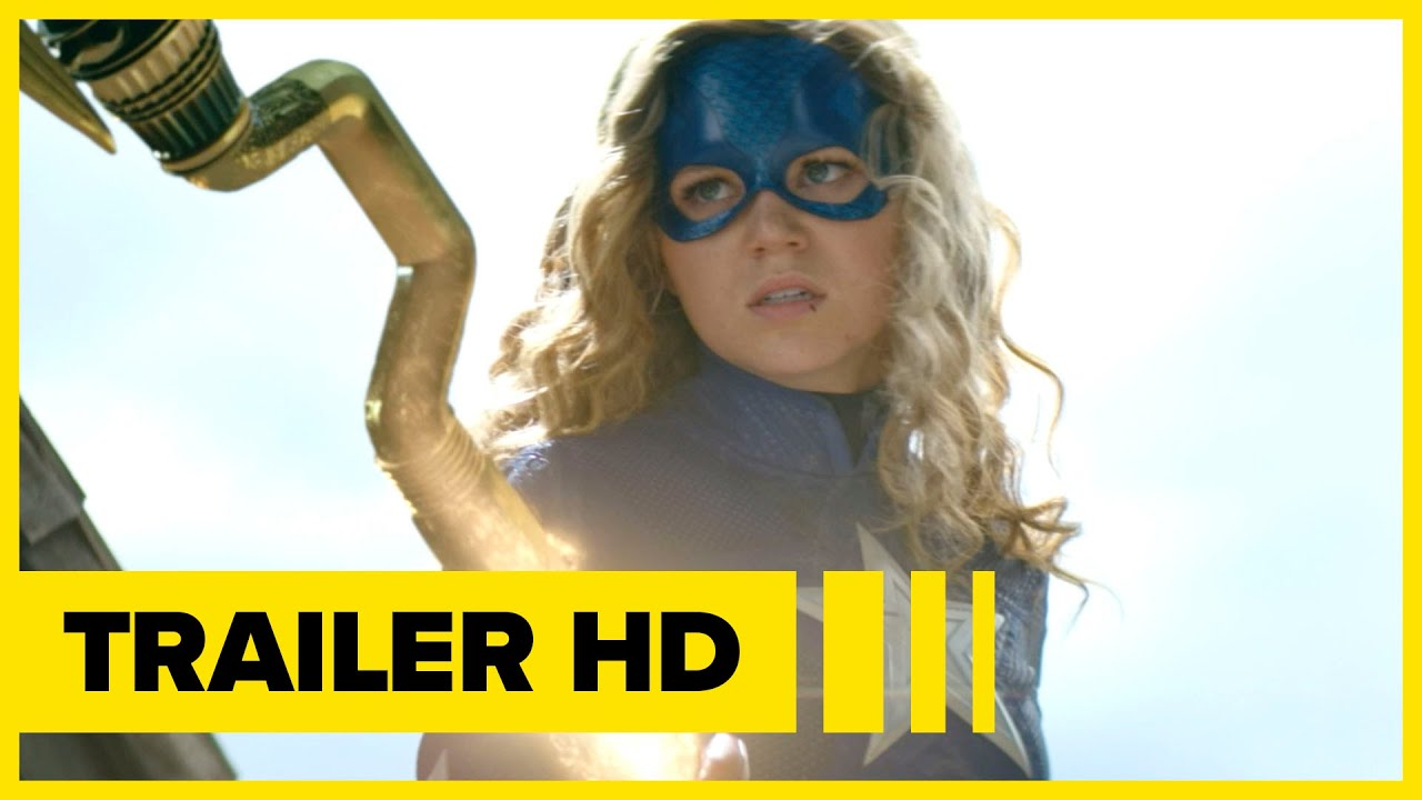 Download DC's Stargirl Exclusive Trailer   The CW