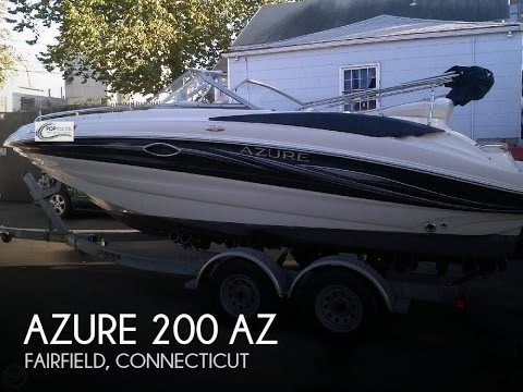 [SOLD] Used 2006 Azure 200 AZ in Fairfield, Connecticut