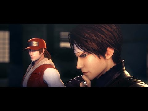THE KING OF FIGHTERS: DESTINY – Episode 9
