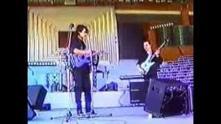 Виктор Цой и группа