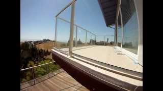 Waterproof Deck Glassrailings Duradek General Contractor Sf  Bay Area Golden Gate Enterprises