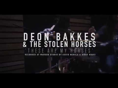 Deon Bakkes & the Stolen Horses - These are my horses (Live at Markon Studio)
