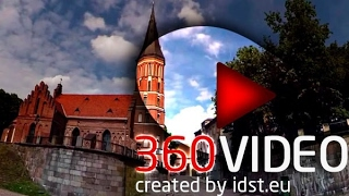 Kaunas and Vilnius 360 video tour(Brief tour of the ancient and modern places of Vilnius and Kaunas http://www.idst.eu/#!360video/cfho., 2015-03-16T19:25:23.000Z)