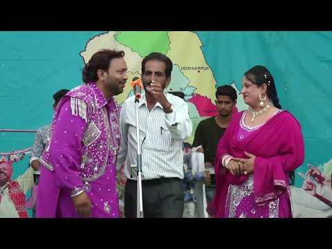 Saber Khan/lovejot Rani Live Alhisadher     Rooh Punjab Di
