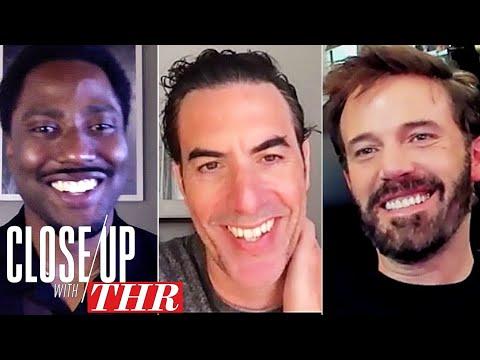 Download FULL Actors Roundtable: Ben Affleck, Sacha Baron Cohen, John David Washington & More | Close Up