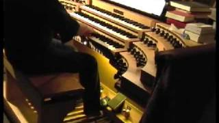 Fantasia on British Sea Songs Part one Evert Groen - Göckel organ Wirges Cathedral Germany