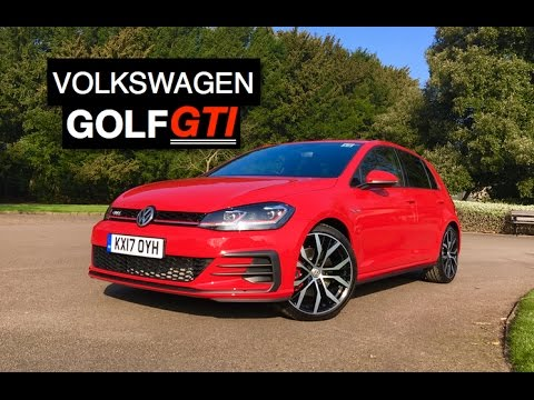 2018 volkswagen golf gti review inside lane youtube. Black Bedroom Furniture Sets. Home Design Ideas