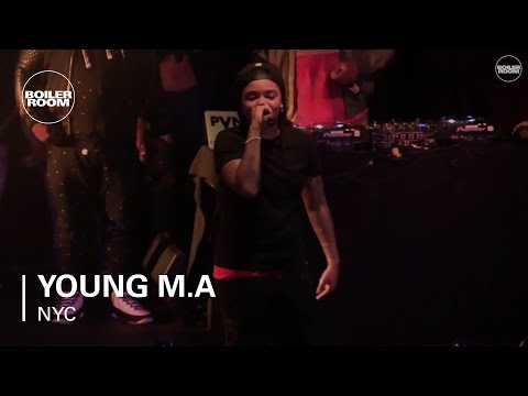 Young M.A Boiler Room New York Live Set