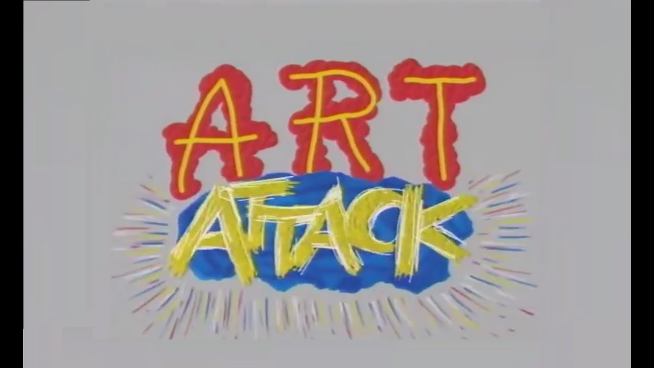 Art Attack - Series 7, Episode 1 (1995) - YouTube