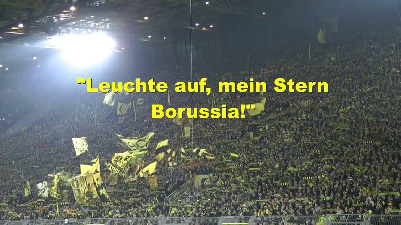 """Dortmund - Bayern - """"Leuchte auf, mein Stern Borussia!"""" BVB - Bayern München"""