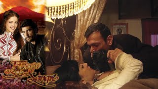 Fuego en la sangre - Capítulo 130: Gabriela a punto de encontrar a Ruth con Fernando | tlnovelas