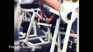 Training Fitness Funny Moments - Gym/Workout EPIC FAILS Compilation - Funy Videos 2015