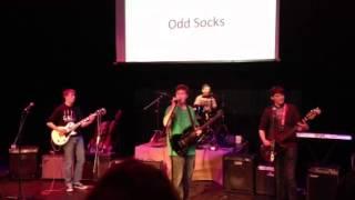 Odd Socks - Gold on the Ceiling
