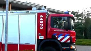 brandweer tiel 4570 hv1 prio1 onderweg naar aalst 80
